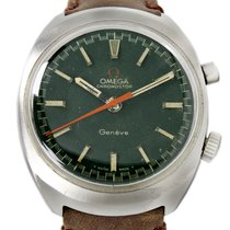 Omega Steel 35mm Manual winding 145.009 pre-owned