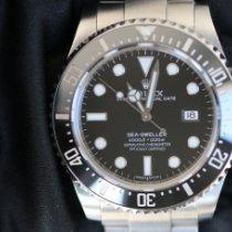 Rolex Sea-Dweller 4000 Acier 40mm Noir Sans chiffres France, Thonon les bains