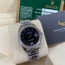Rolex Lady-Datejust Steel 31mm Blue United Kingdom, Beaconsfield