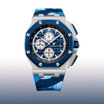 Audemars Piguet Royal Oak Offshore Chronograph 26400SO.OO.A335CA.01 Новые Сталь 44mm Автоподзавод