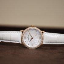 Blancpain Villeret neu 2014 Automatik Uhr mit Original-Box und Original-Papieren 6604-2944-55a