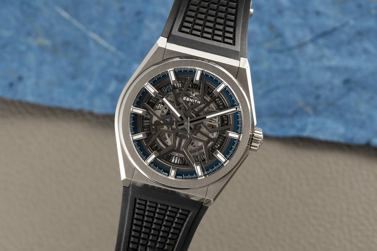 Zenith Defy 95.9000.670 2020 pre-owned