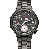 F.P.Journe Titanium Automatic Grey Arabic numerals 42mm new Octa