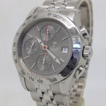 Tudor Chronautic Steel 41mm Grey No numerals