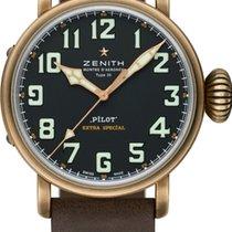 Zenith Pilot Type 20 Extra Special 29.2430.679/21.C753 Unworn Bronze 45mm Automatic