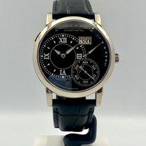 朗格 Grand Lange 1 白金 41.9mm 黑色 羅馬數字