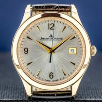 Jaeger-LeCoultre Master Control Date Rose gold 39mm Arabic numerals United States of America, Massachusetts, Boston