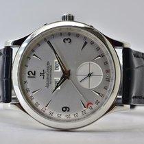 Jaeger-LeCoultre Master Calendar Stahl 37mm Silber Arabisch Deutschland, Iffezheim