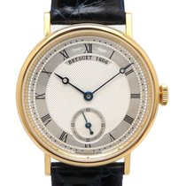 Breguet pre-owned Manual winding 34mm Silver