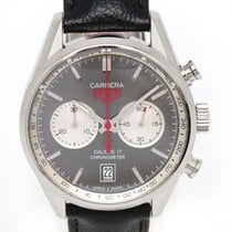 TAG Heuer Carrera Calibre 17 Steel 41mm Silver