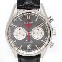 TAG Heuer Carrera Calibre 17 Stål 41mm Sølv