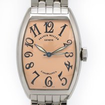 Franck Muller 5850 Very good Steel 32mm Automatic