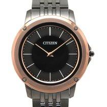 Citizen Eco-Drive One Steel 39mm Black