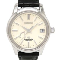 Seiko Steel 39mm Automatic SBGA093 pre-owned