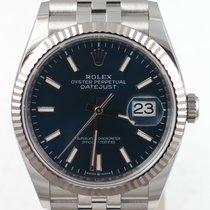 Rolex Datejust Steel 36mm Blue No numerals United States of America, Florida, Largo