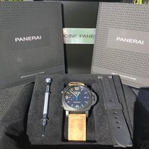 Panerai Luminor 1950 3 Days Chrono Flyback PAM 00580 New Ceramic 44mm Automatic