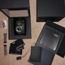 Rado HyperChrome Captain Cook pre-owned 42mm Green Date Steel