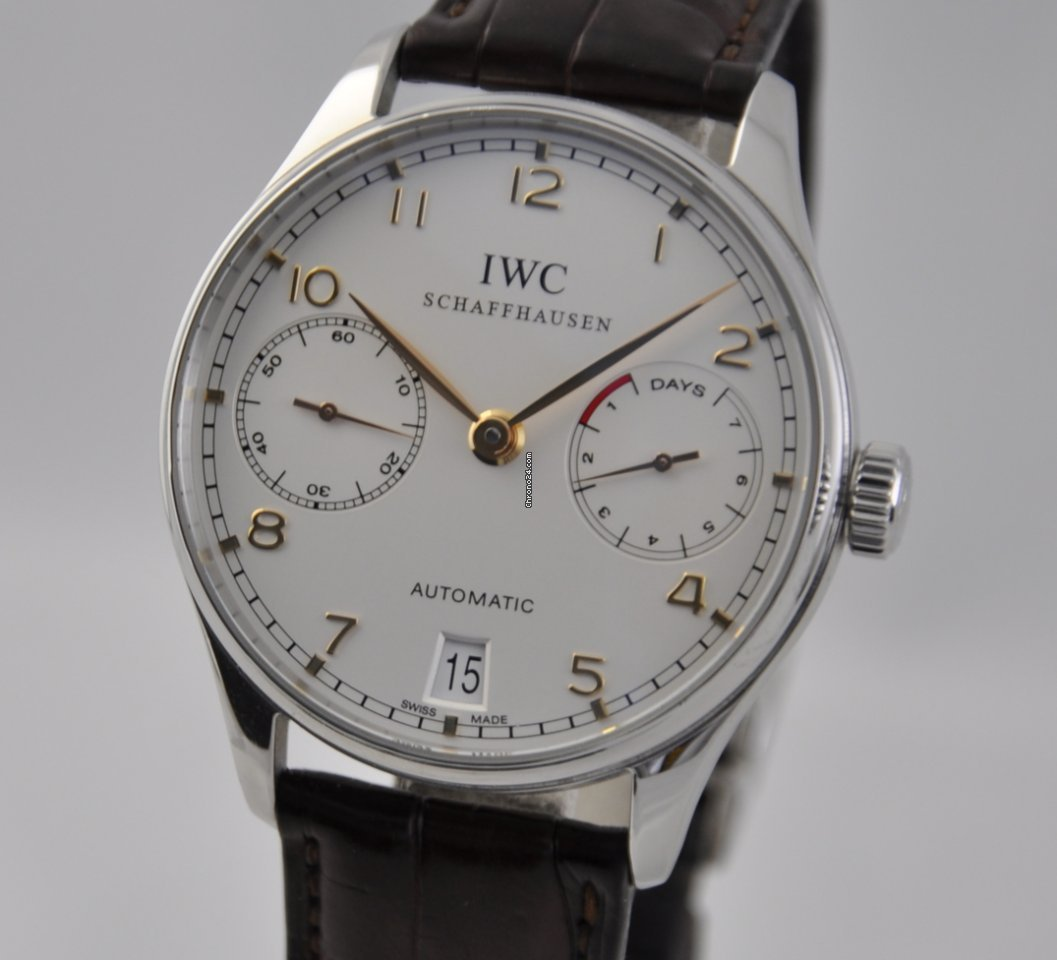 IWC Portuguese Automatic IW500114 2014 pre-owned