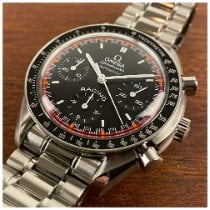 Omega Speedmaster Racing Zeljezo 39mm Crn
