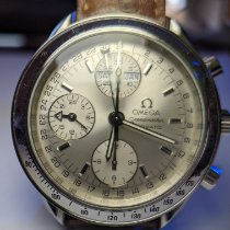 Omega Speedmaster Day Date Steel 39mm Silver No numerals United States of America, Texas, Lakeway