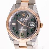 Rolex 126331 Золото/Cталь 2021 Datejust II 41mm новые