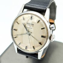 Vulcain Steel 33mm Manual winding 303003 pre-owned United States of America, Illinois, Roscoe