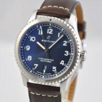Breitling Navitimer 8 Steel 41mm Blue Arabic numerals United States of America, Ohio, Mason