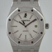 Audemars Piguet Royal Oak Selfwinding Steel 39mm White No numerals United States of America, California, Pleasant Hill