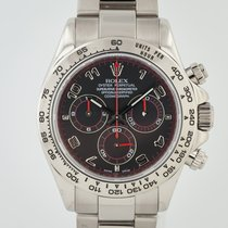 Rolex 116509 White gold 2005 Daytona 40mm pre-owned United States of America, California, Pleasant Hill