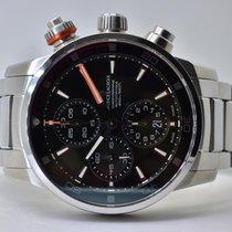 Maurice Lacroix Pontos S Steel 44mm Black No numerals