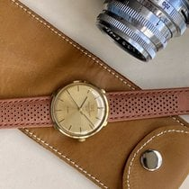IWC Yellow gold 34mm Manual winding pre-owned United Kingdom, Norwich