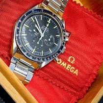 Omega 145.022 - 68 ST Stål 1968 Speedmaster Professional Moonwatch 42mm brugt