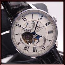 Orient Star Steel 41mm White Roman numerals