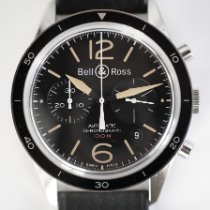 Bell & Ross Steel 41mm Automatic BR126 pre-owned