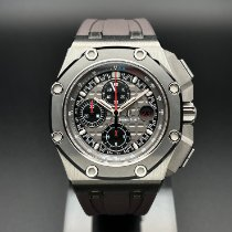 Audemars Piguet Royal Oak Offshore Chronograph 26568IM.OO.A004CA.01 Very good Titanium 44mm Automatic
