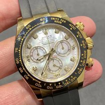 Rolex Daytona 116518 Unworn Yellow gold 40mm Automatic