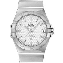 Omega Constellation Ladies Steel 35mm Silver