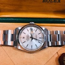 Rolex Oyster Perpetual Date 1500 Very good Steel 34mm Automatic Malaysia