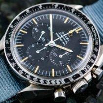 Omega 105.012-64 Staal 1966 Speedmaster Professional Moonwatch 42mm tweedehands
