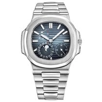 Patek Philippe new Automatic Power Reserve Display 40mm Steel Sapphire crystal