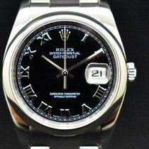 Rolex Datejust Acero 36mm Negro España, Barcelona