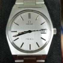 Omega Genève Steel 35mm Silver United States of America, South Carolina, Aiken