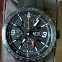 Oris TT1钢45mm黑色阿拉伯数字美利坚合众国,佛罗里达州,博因顿海滩