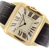 Cartier Yellow gold 35mm Manual winding 2649 pre-owned