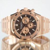 Audemars Piguet Royal Oak Chronograph new 2021 Automatic Chronograph Watch with original box and original papers 26331OR.OO.1220OR.02