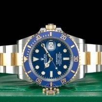 Rolex Submariner Date 126613lb New Gold/Steel 40mm Automatic