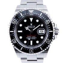 Rolex Sea-Dweller новые 2021 Автоподзавод Часы с оригинальными документами и коробкой 126600