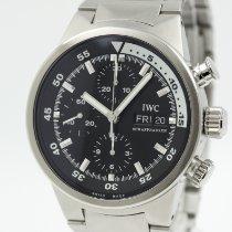 IWC IW371928 Steel 2005 Aquatimer Chronograph 42mm pre-owned