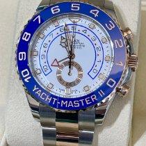 Rolex Yacht-Master II 116681 Nuevo Acero y oro 44mm Automático