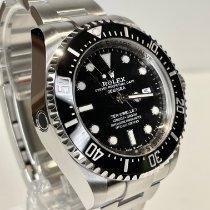 Rolex Sea-Dweller Deepsea новые 2021 Автоподзавод Часы с оригинальными документами и коробкой 126600